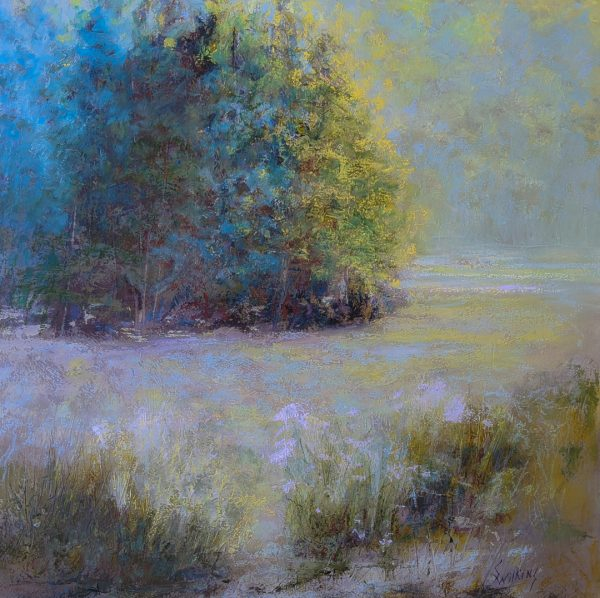 Original Oil Painting by Sue Wilkins