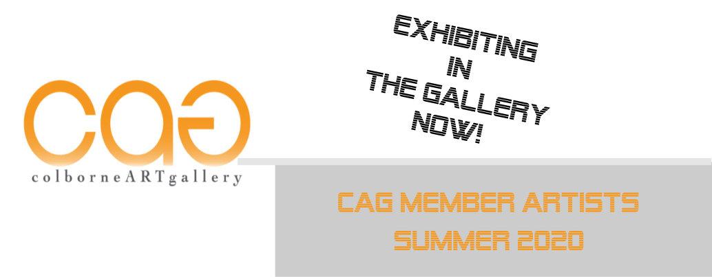 Members Summer Exhibition announcement 2020