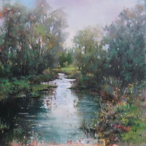 Original Oil Painting by Barb McGuey