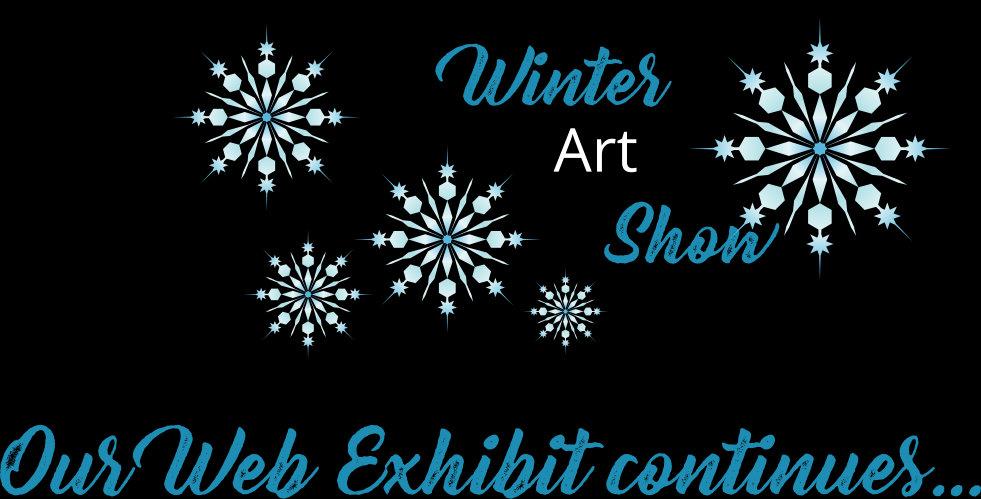 winter website exhibit